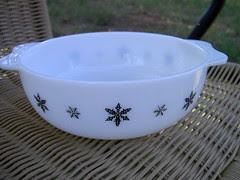 Snowflake  casserole