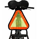 Bike, Hike, Jog Safety Yield Shield from Seattle Sports