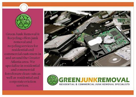 Computer Hard Drive And Computer Server Recycling Services