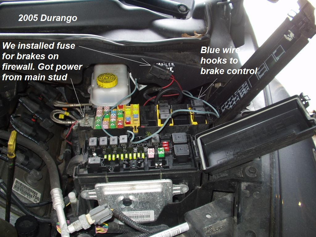 6f4d 2005 Dodge Ram 3500 Fuse Box Diagram Wiring Library