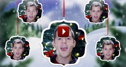 Try to Not Smile When You Listen to This Christmas A Capella Medley - It's Impossible :)
