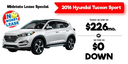 Midstate Hyundai of Vermont | New Hyundai dealership in Barre, VT 05641