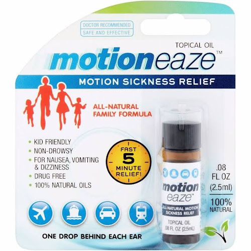 Motion eaze Motion Sickness Relief - 2.5 ml