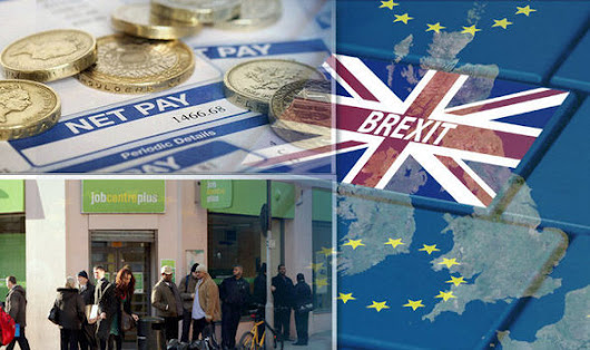 Remainers were WRONG! Wages up and unemployment down as Brexit Britain booms