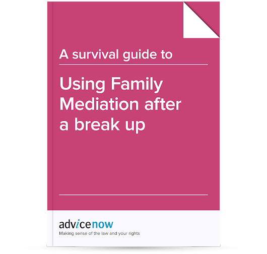 A survival guide to using Family Mediation after a break up