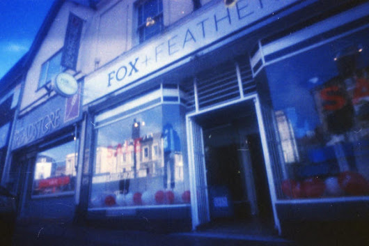 We love pinhole photography! – Fox + Feather