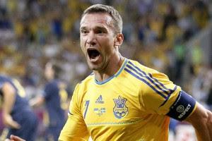 Несмотря на свой возраст, Шевченко играет здорово, убеждены польские любители футбола