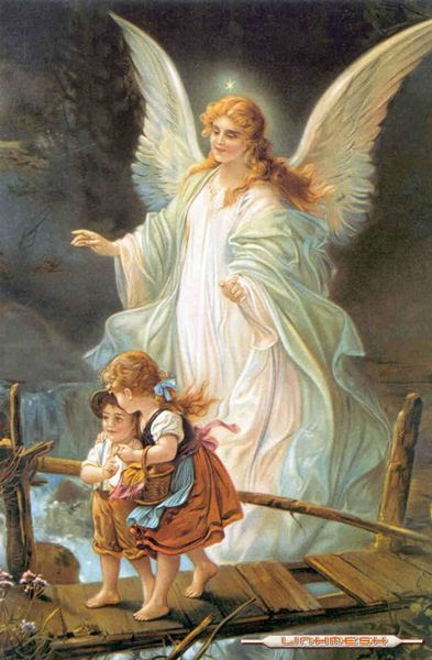 Angel de mi guardia