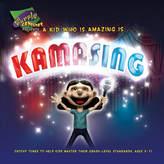 Kamasing (Catchy Tunes To Help Kids Master Their Grade-Level Standards)