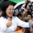 Peru election: Keiko Fujimori wins first round, early results say - BBC News