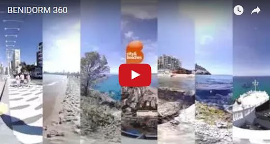 Benidorm 360 (video)