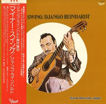 REINHARDT, DJANGO minor swing