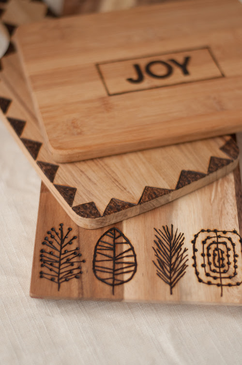 Diy Etched Cutting Board The Perfect Gift Design Mom