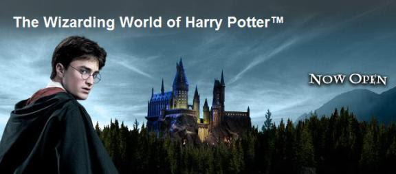 harry potter world theme park. Harry Potter Wizarding World
