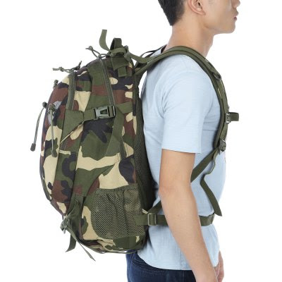 GearBest Blog: [ New Arrival ] BL076 Wear-resistant Oxford 40L Mountaineering Backpack