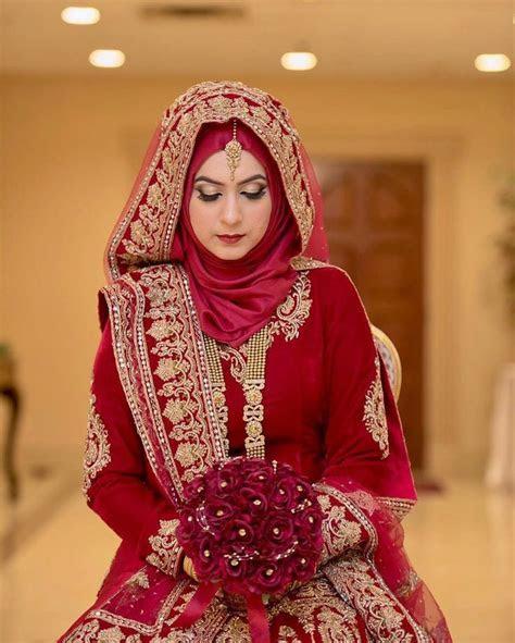 17 Best ideas about Muslim Brides on Pinterest   Indian