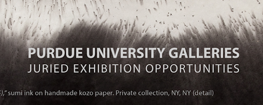 Purdue University Galleries - Drawing Resurfaced II: National Contemporary Drawing Exhibition