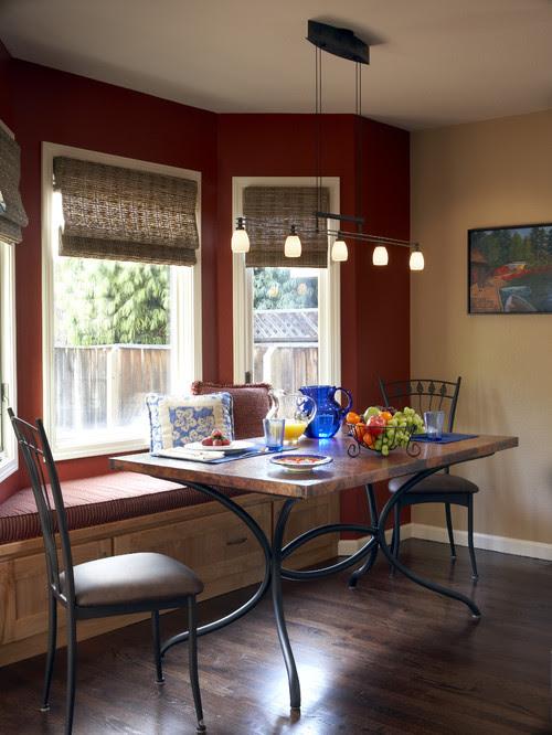 Breakfast Nook contemporary kitchen