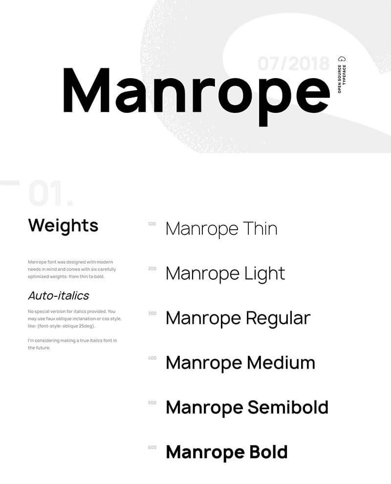 manrope-font-3