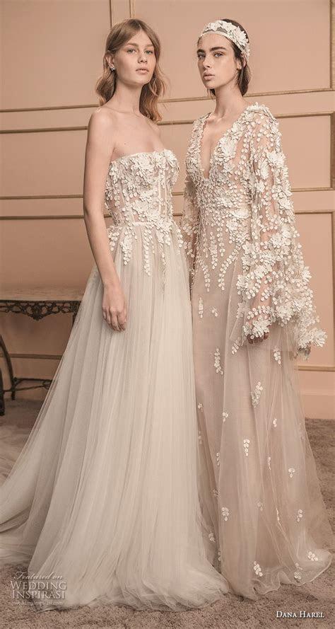 Dana Harel 2018 Wedding Dresses   crazyforus