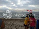 Ada Orang Terbang Di Pantai Anyer !! NOHOAX ( FOTO )