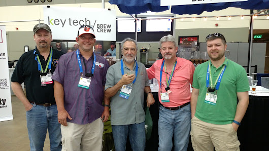 Key Tech Participated in the NHC 2016 Event! - Key Tech