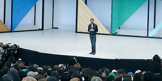The Slickest Things Google Debuted Today at Its Big Event | WIRED