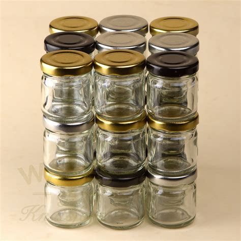 41ml mini jam jar bargain pack   very cheap and fast delivery