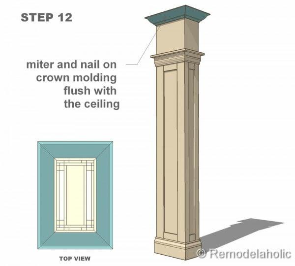 Interior Design Columns Pillars Perfect Interior Decorative Columns