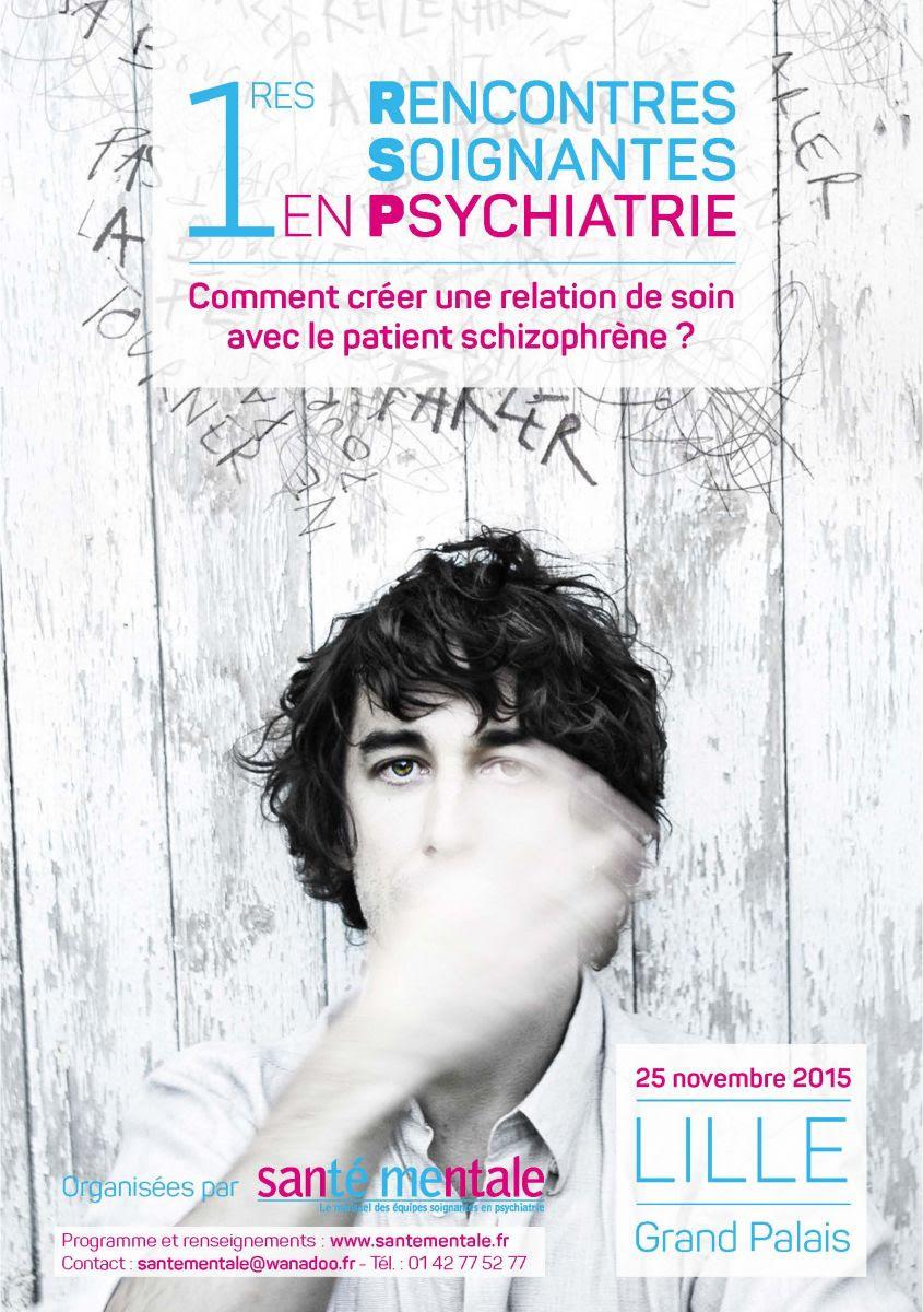 1eres Rencontres Soignantes en Psychiatrie