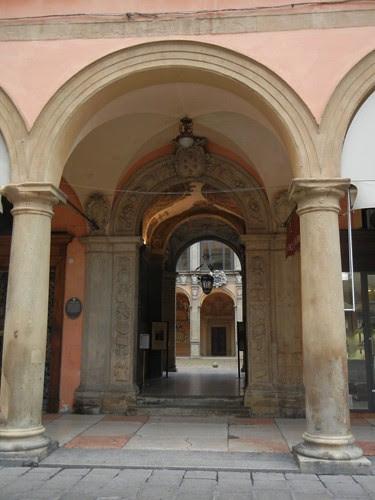 DSCN4380 _ Il palazzo dell'Archiginnasio