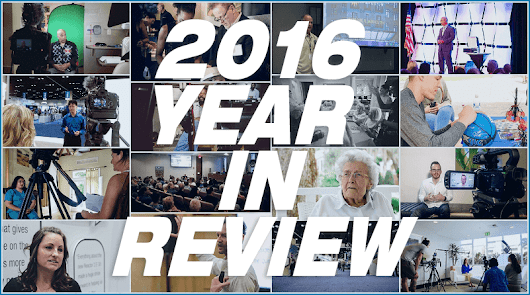 2016 Video Production Year In Review