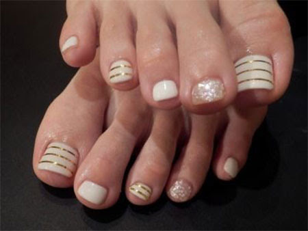 Simple Toenail Designs Joy Studio Design Gallery Best Design Nail