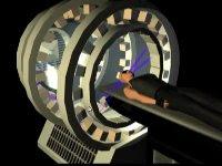 Imagem representativa da realização de tomografia.