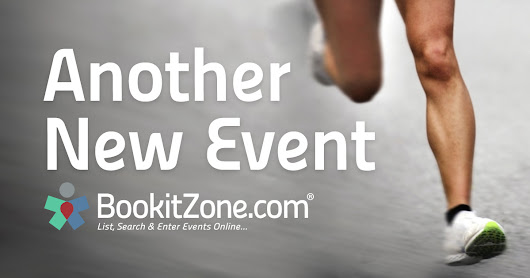 BookitZone - Online Event Entry System and Race Entry Service