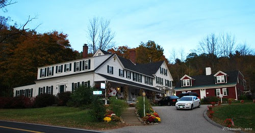 The Christmas Farm Inn and Spa