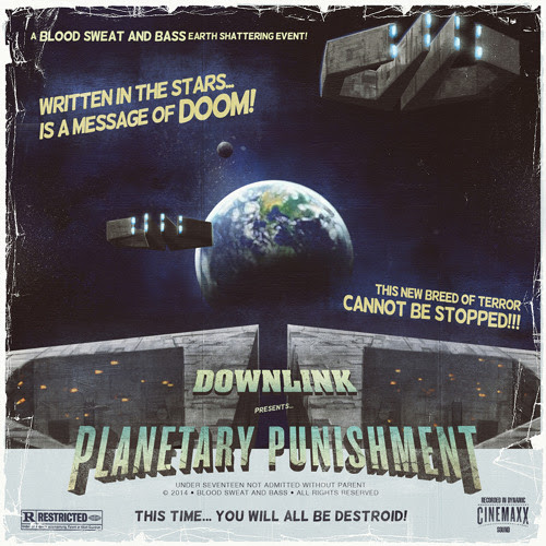 DOWNLINK - PLANETARY PUNISHMENT [DJ MIX]