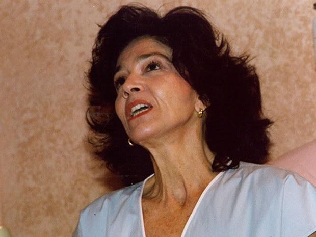 Yoná Magalhães em 'Mulher' (Foto: Nelson Di Rago/TV Globo)