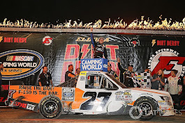 Chase Briscoe takes dramatic Truck win in photo finish at Eldora