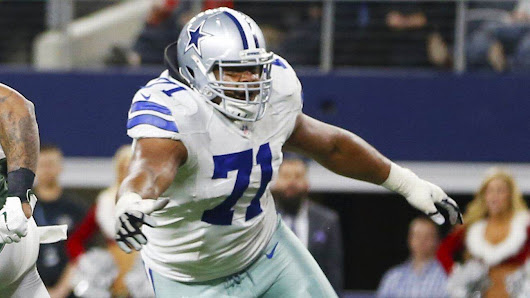 Has La'el Collins Officially Emerged as Starting Cowboys RT? ⋆
