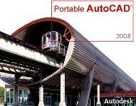 AutoCAD 2008 portable