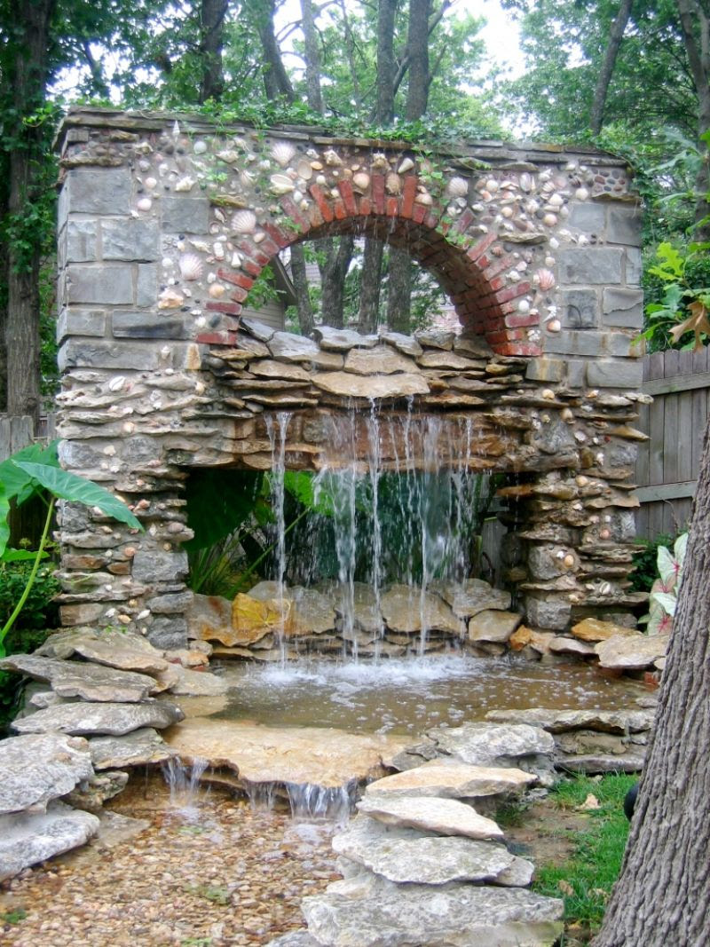 Riverstone Garden Ideas Home Decoration Tips