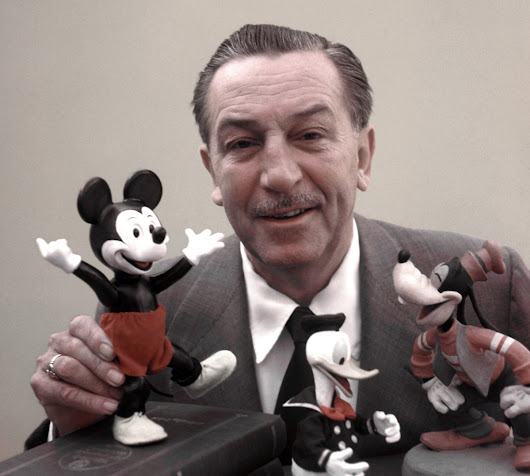 The secret behind Disney's creative work @ All Is Possible