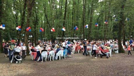 Izmit Yüz Boyama Piknik Organizasyonu