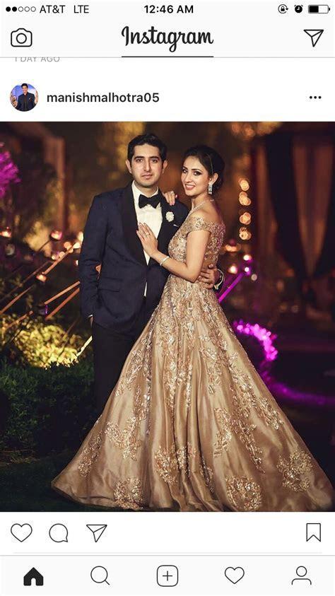 Reception gown idea   Ethnic Fashion   Indian wedding