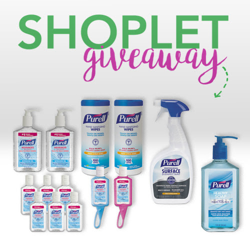 Win a Massive Purell Bundle and Skip The Summer Cold | Shoplet