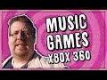 PELIPÄIVÄKIRJA – Musiikkipelejä Xbox 360:llä eli Kitara ja DJ pelejä