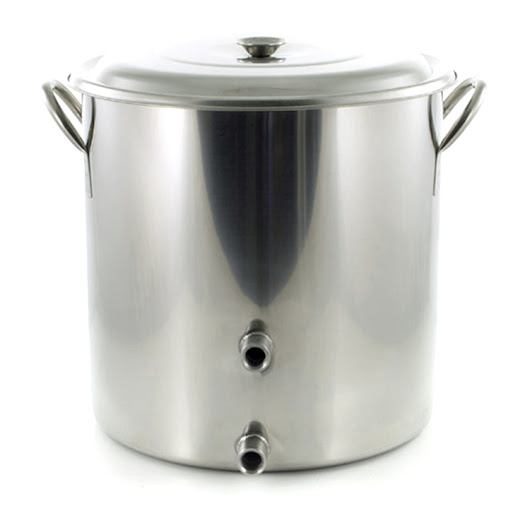 Adventures in Homebrewing Deal – 8 Gallon Stainless Steel Kettle Just $49