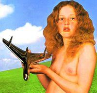 Blind Faith's controversial album cover