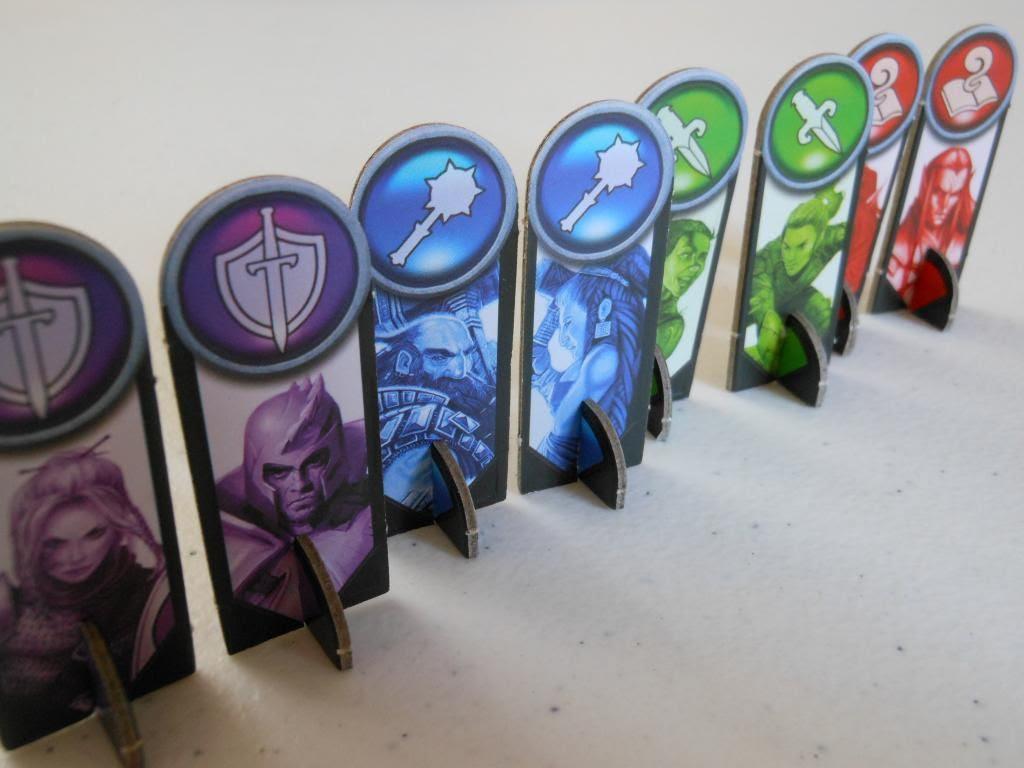 Dungeon! heroes